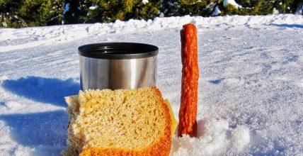 Zimą też należą się posiłki