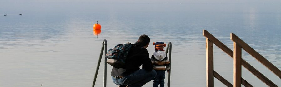 Urlop ojcowski cieszy się coraz większym zainteresowaniem